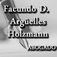 Facundo D. Argüelles Holzmann